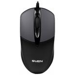 мышка Sven RX-112 USB, серая