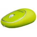 мышка Sven RX-555 USB, зеленая