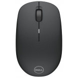 мышка Dell WM126 Wireless Mouse, черная