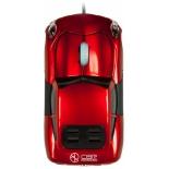 мышка CBR MF 500 Spyder USB, красная