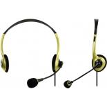 гарнитура для ПК SmartBuy EZ-Talk MKII SBH-5200, желтая