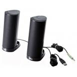 компьютерная акустика Dell AX210CR Soundbar Speaker, USB