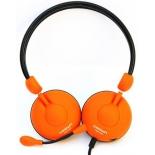 гарнитура для пк CROWN CMH-942 (orange)