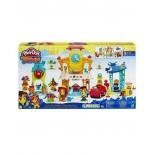 товар для детей Hasbro Play-Doh игровой набор Главная улица