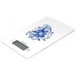 кухонные весы ЕNERGY EN-423 Гжель