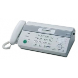 факс Panasonic KX-FT982RUW белый
