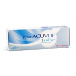 контактные линзы Johnson&Johnson 1-Day Acuvue TruEye, R: 8.5, D: -4, 30 шт.