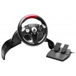 руль и педали игровые (комплект) ThrustMaster T60 Racing PS3 Official Sony Licence черный