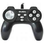 геймпад Sven Scout, для ПК, USB (SV-063004), чёрный
