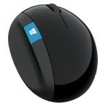 мышка Microsoft Sculpt Ergonomic Mouse L6V-00005 Black USB