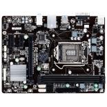 материнская плата Gigabyte GA-H81M-S1 (rev. 1.0), (2xDDRIII, mATX, SATA3, LAN-Gbt, USB3.0)