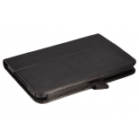 чехол для планшета IT Baggage для планшета Lenovo IdeaTab A3300, искус.кожа, черный