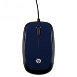 мышка HP X1200 H6F01AA Flyer, синяя