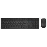 комплект Dell KM636 Wireless Keyboard and Mouse, черный