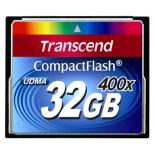 карта памяти Transcend  CF 32Gb 400x  (TS32GCF400)