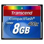 карта памяти Transcend CF 8Gb 400x (TS8GCF400)
