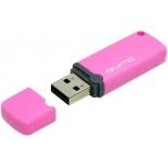usb-флешка Qumo Optiva USB2.0 4Gb (RTL), Pink