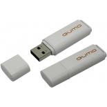 usb-флешка Qumo Optiva USB2.0 4Gb (RTL), белая
