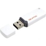 usb-флешка Qumo Optiva USB2.0 16Gb (RTL), White
