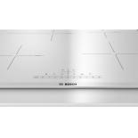 Варочная поверхность Bosch PIF672FB1E, белая