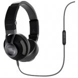 гарнитура для телефона JBL Synchros S300I, черно-серая