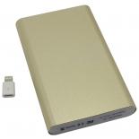 аксессуар для телефона KS-IS KS-280 12000mAh, золотистый