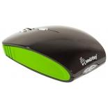 мышка SmartBuy SBM-336CAG-KN черно-зеленая USB