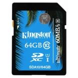 карта памяти Kingston SDA10/64GB