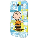 чехол для смартфона iLuv для Samsung Galaxy S III Snoopy Charater Series blue