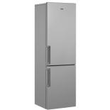 холодильник Beko RCNK296E21S, серебристый