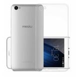 чехол для смартфона skinBOX slim silicone для Meizu U20