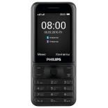 сотовый телефон Philips E181 32Мб, черный