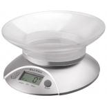 кухонные весы MAXWELL MW-1451 серебристый