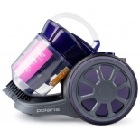 Пылесос Polaris PVC 1730CR, фиолетовый