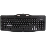 клавиатура Logitech Gaming Keyboard G105: Made for Call of Duty Black USB