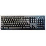 клавиатура Logitech Wireless Keyboard K270 Black USB