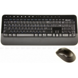 комплект Microsoft Wireless Desktop 2000 Black USB (M7J-00012)