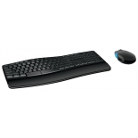 комплект Microsoft мышь+клавиатура Wireless Sculpt Comfort Desktop
