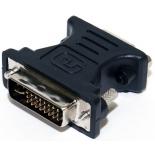 кабель (шнур) Переходник DVI - D-SUB