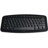 клавиатура Microsoft Arc Keyboard Black USB