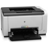 лазерный цветной принтер HP Color LaserJet Pro CP1025