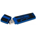 usb-флешка Flash Drive 32 Gb Kingston DataTraveler R3 HighSpeed USB3.0 Black/Blue
