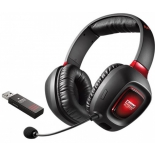 гарнитура для пк Creative Sound Blaster Tactic3D Rage Wireless, черная / красная