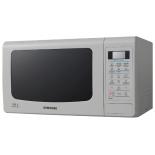 микроволновая печь Samsung GE83KRQS3, серебристая