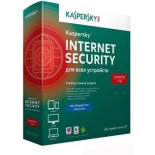 программа-антивирус Kaspersky Internet Security Multi-Device Russian Ed. 2-Device 1 year