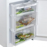 холодильник LG GA-B489 YVDL, белый