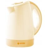 Чайник электрический Vitek VT-1134 Voyageur Y, желтый, купить за 1 620руб.