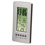 термометр Hama LCD Thermometer, серебристый