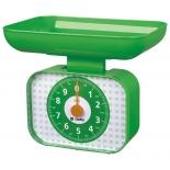 кухонные весы Delta КСА-105, зеленые