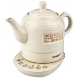 чайник электрический Scarlett SC-EK24C02, бежевый